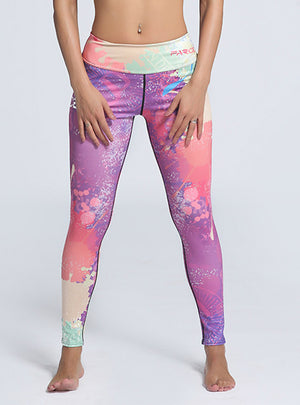Print Large Size Legging Dry Quick Leggings Calzas