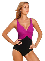 One Piece Swimsuit Brazilian Bikini Set Sexy Tankini