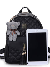 3Pcs/Set Backpack Women School Bags For Teenage