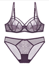 Push Up Lingerie Set New Bra Brief Sets