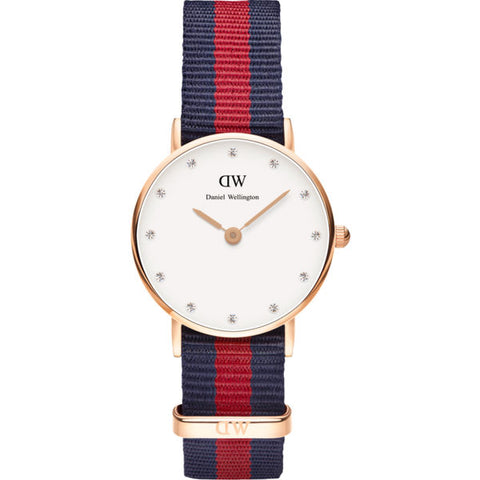 Classy Oxford Rose Gold Watch