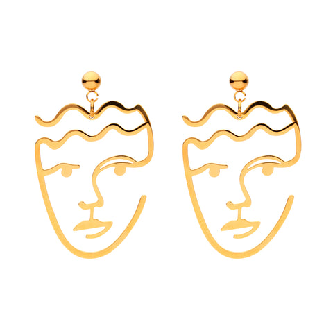 Salacia Earrings