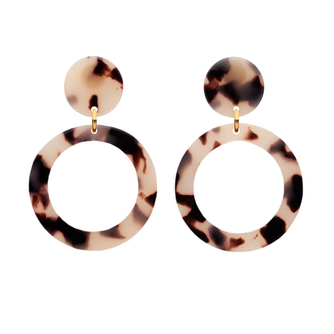 Bahai Earrings
