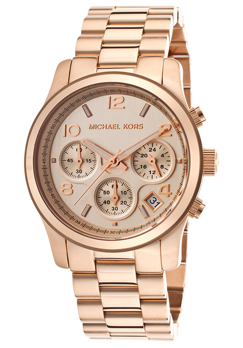 Runway Rose Gold Women's Watch