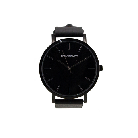 Watkin Black Black Black Watch