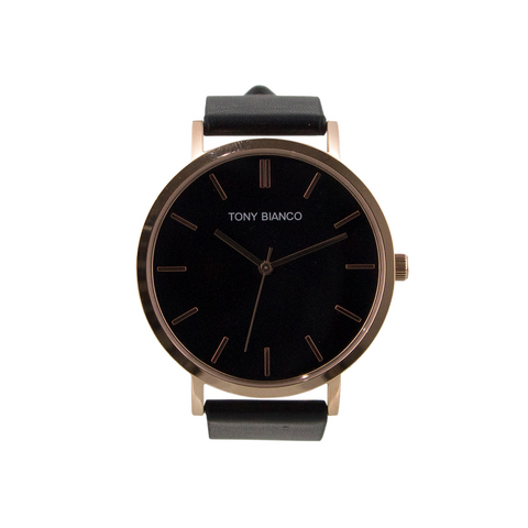 Watkin Rose Black Black Watch