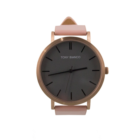 Watkin Rose Grey Peach Watch