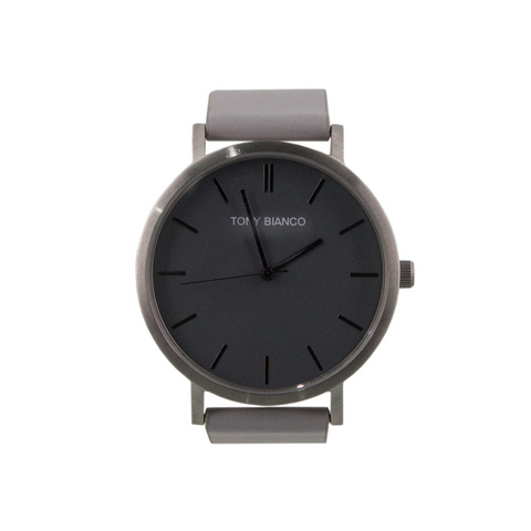Watkin Silver Grey Grey Watch