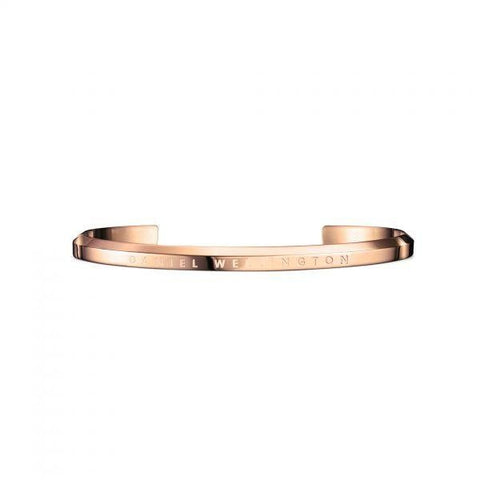 Small Rose Gold Plated Cuff