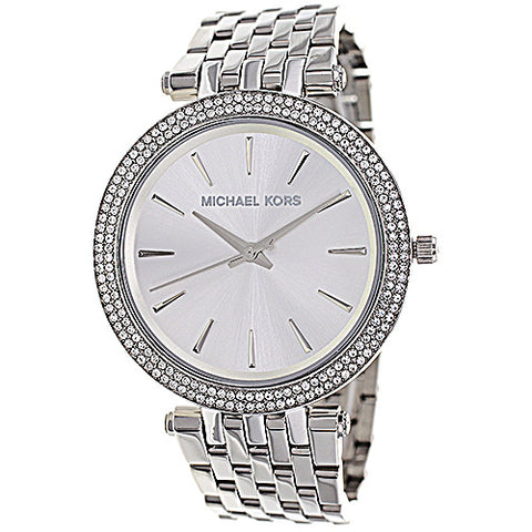 Darci Silver-Tone Watch