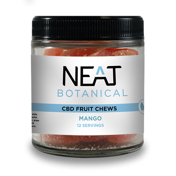 CBD FRUIT CHEWS