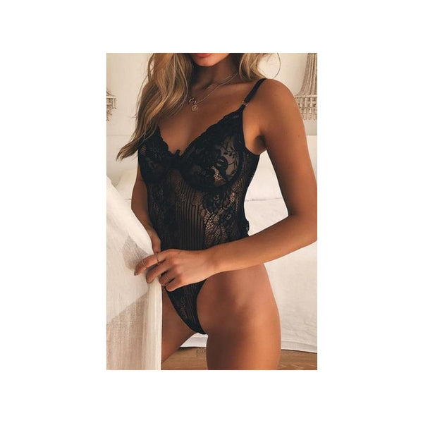 Lingerie Lace Teddy