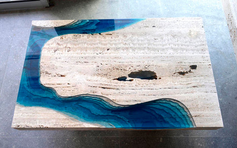 Lagoon 5 Coffee Table