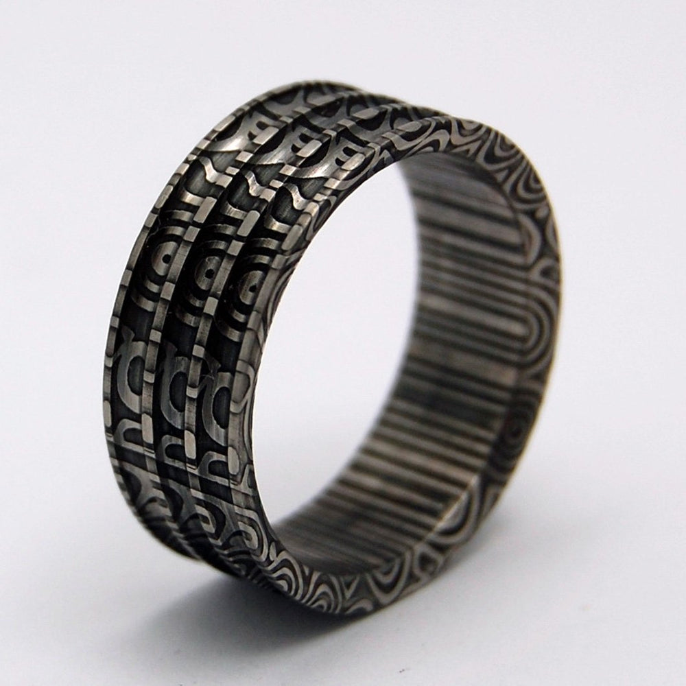 Men's Rings Creative Man