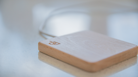 WOCH - Wooden Wireless Charger