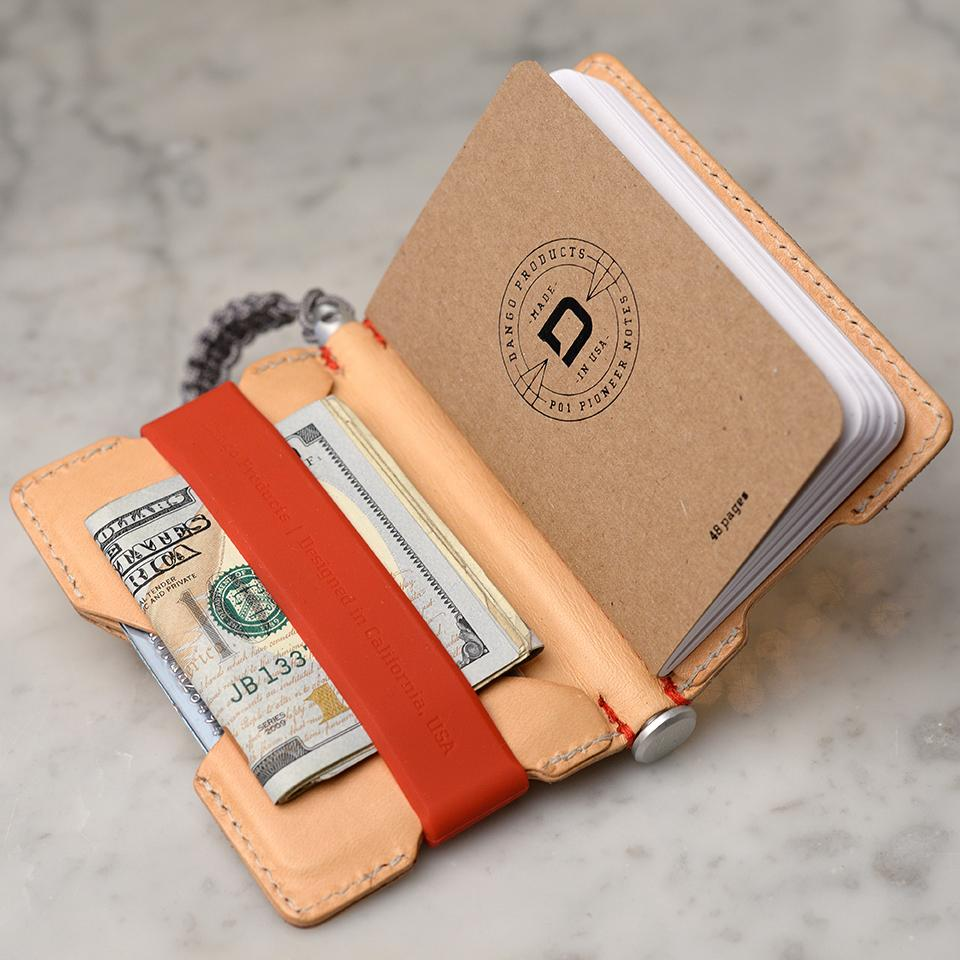 Wallets Dango Tan Pioneer Pack