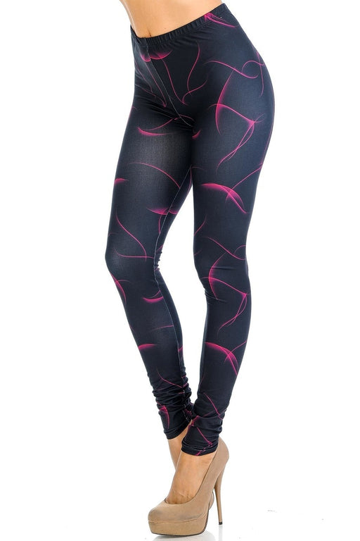 Leggings Fuchsia Mist