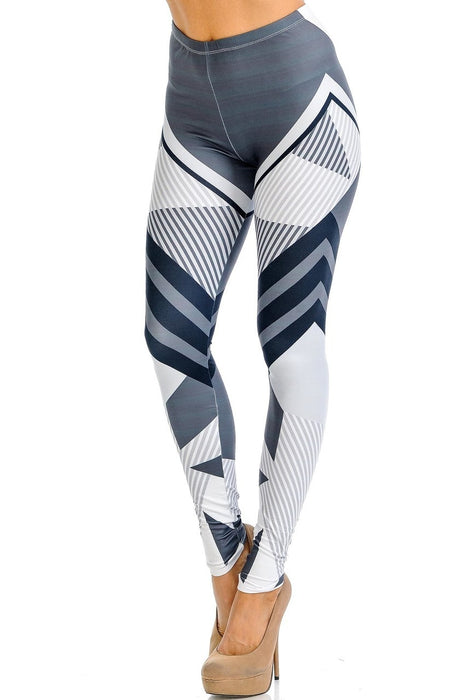 Leggings Contour Angles