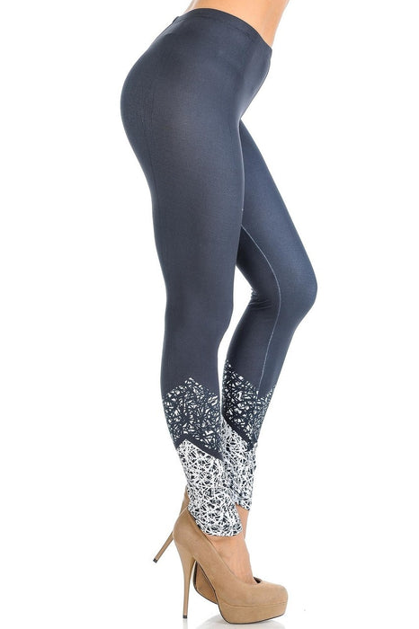 Leggings Ebony Escapade