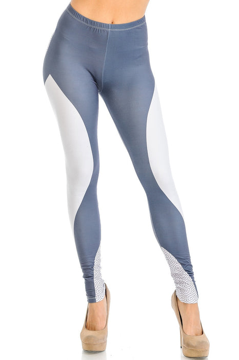 Leggings Contour Curves