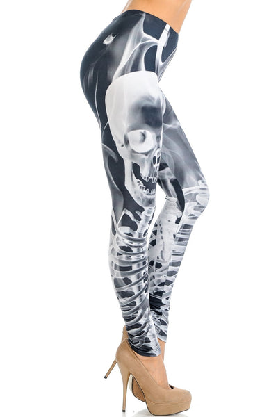 Leggings Vapor Skeleton