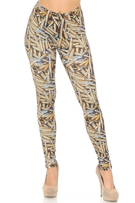 Bronze Bullets Leggings