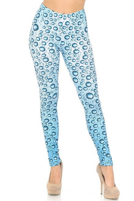 Water Drop Leggings