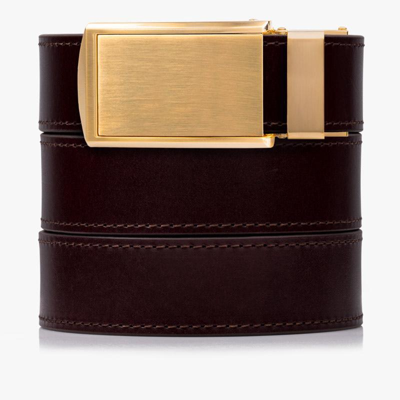Belts for Men Cordovan Full Grain