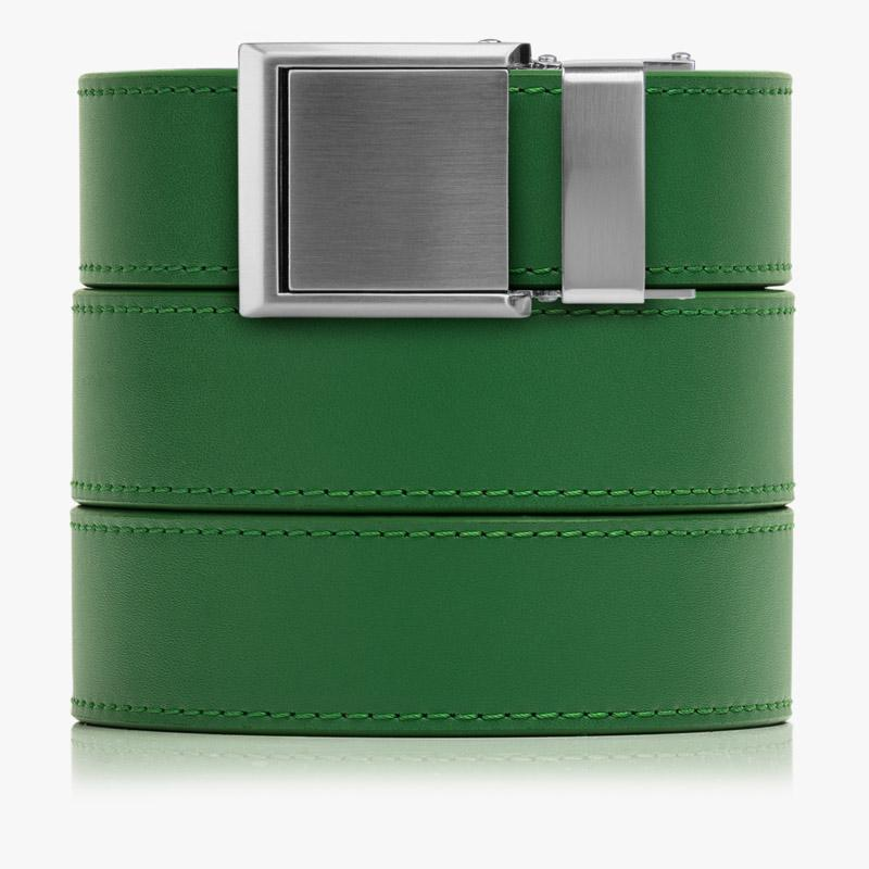 Belts for Women Green Classic