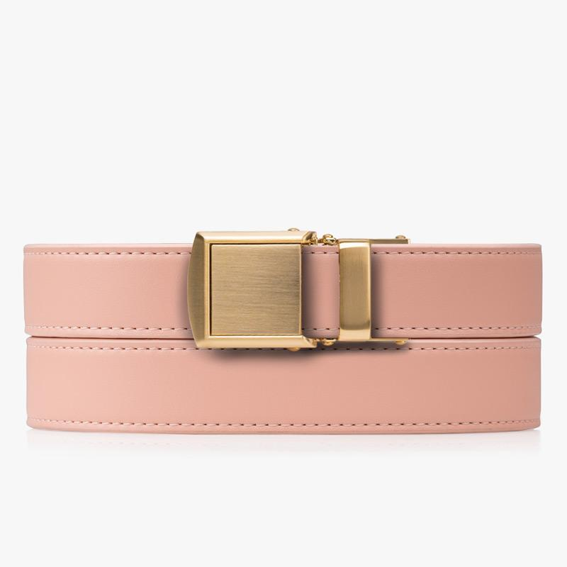 Belts for Women Blush Skinny