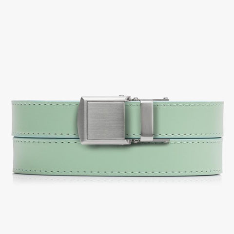 Belts for Women Mint Skinny