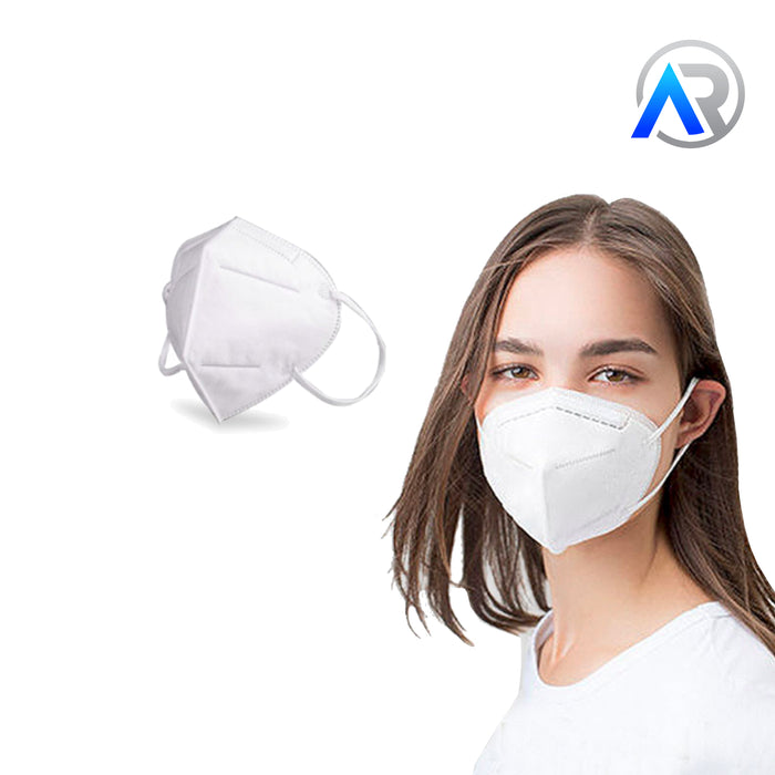 N-95 Disposable Face Mask - Helps Protect Against COVID-19 (Coronavirus)
