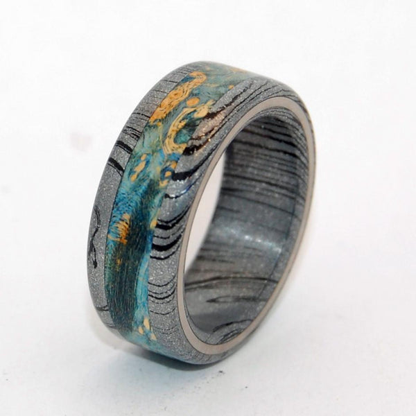 Men's Rings Greek God