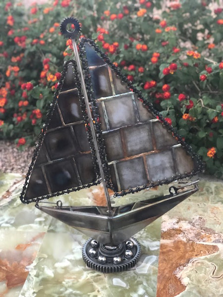 Deco Sailboat