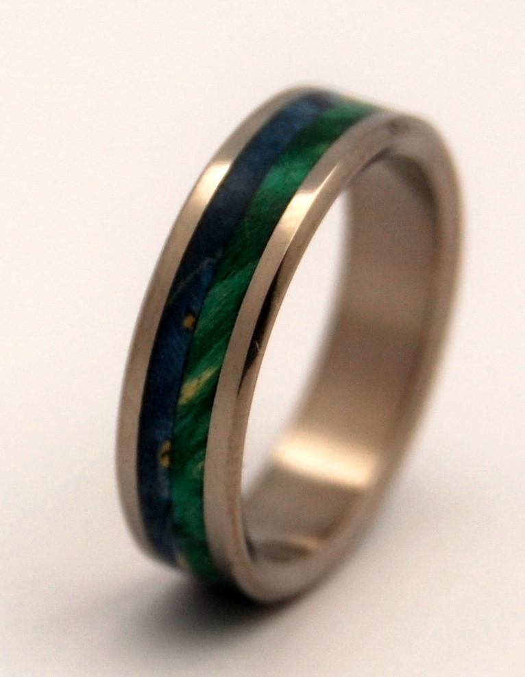 Women's Rings - On Land and On Sea