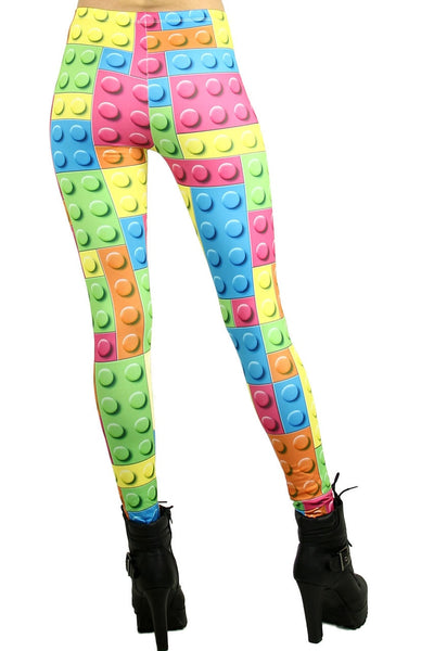 Leggings WOL Legos