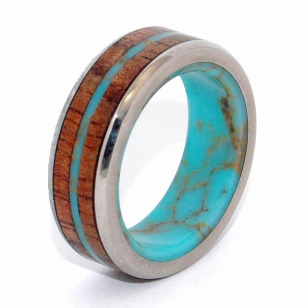 Men's Rings In the Midst of the Waters Tibetan