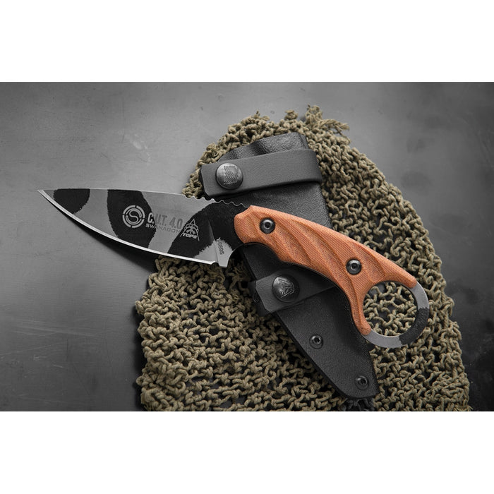 TOPS CUT 4.0 Combat Utility Tool Knife