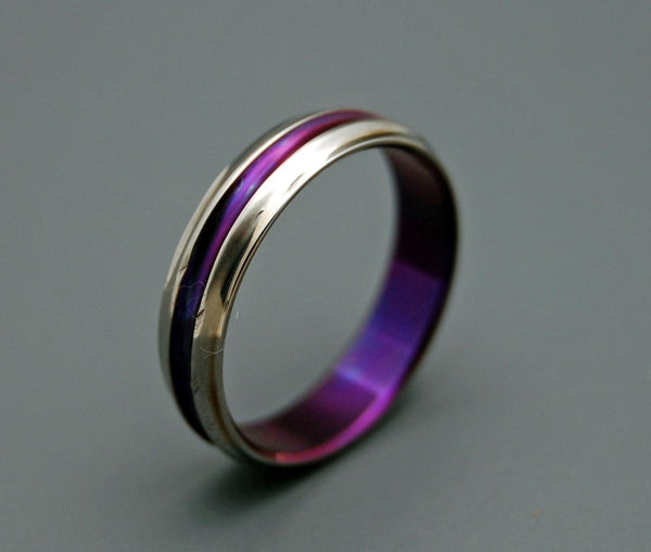 Women's Rings - Passion for Purple