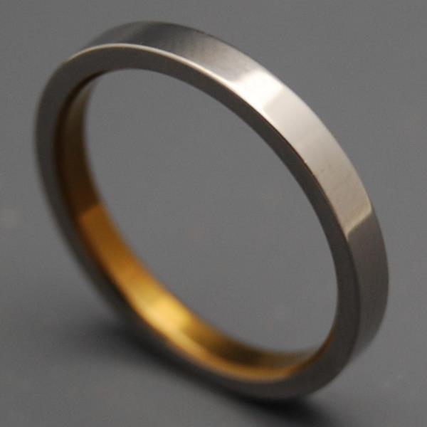 Women's Rings - Slim Sleek and Bronze