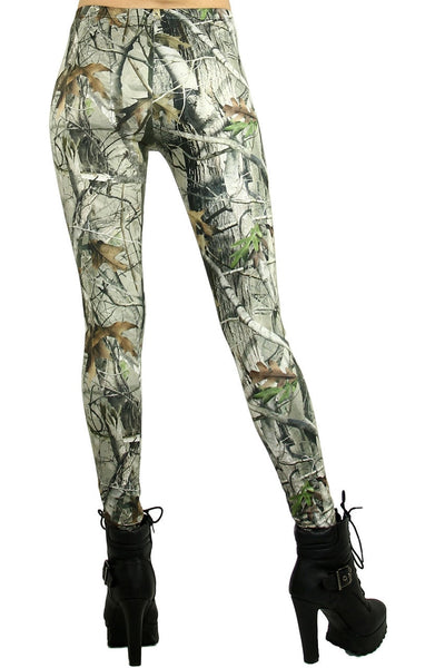 Leggings WOL Camotrees Brushed Graphics