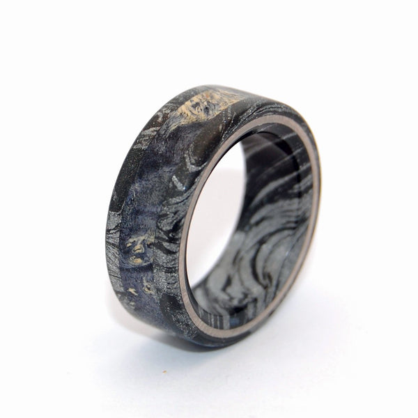 Men's Rings Greek God Don's Black