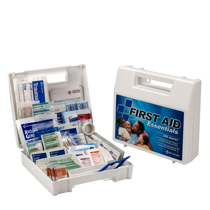 First Aid Kit 200 pcs