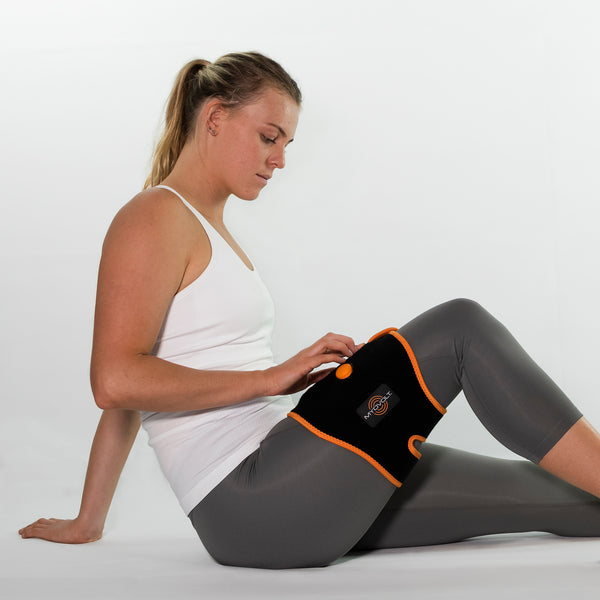 MYOVOLT Knee & Leg Massage Kit