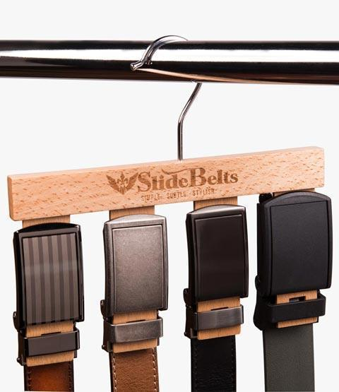 Belts for Women Orange Classic