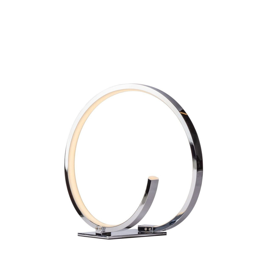 Circular LED Table Lamp