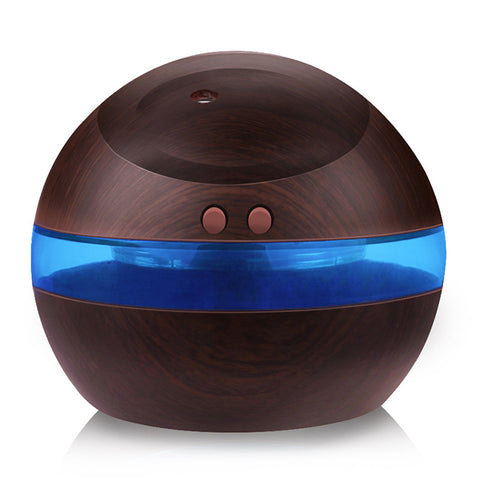 Oil Diffuser - Dark Wood Color
