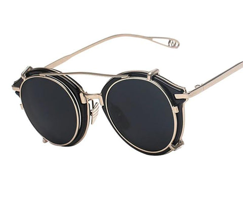 Steampunk Sunglasses - Removable