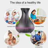 Leaf Shaped Oil Diffuser