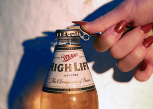 Titanium Bottle Opener